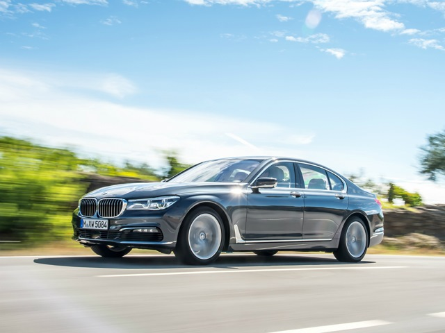 Review Bmw 7 Series Limousine 750ld Xdrive Price In Russia Specifications Photos