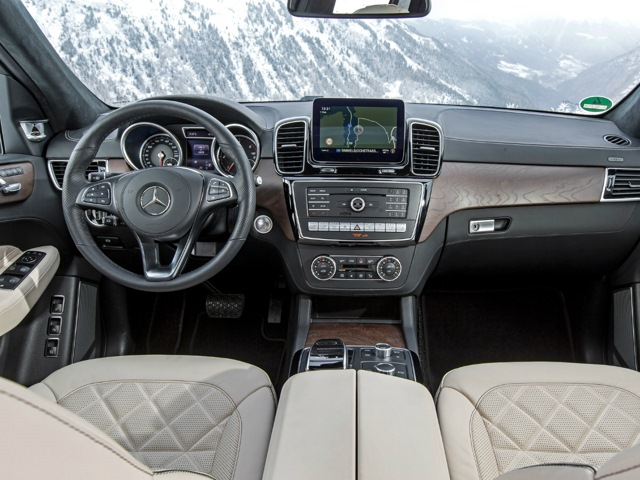 Review Mercedes Benz Gls 350d 4matic Price In Russia